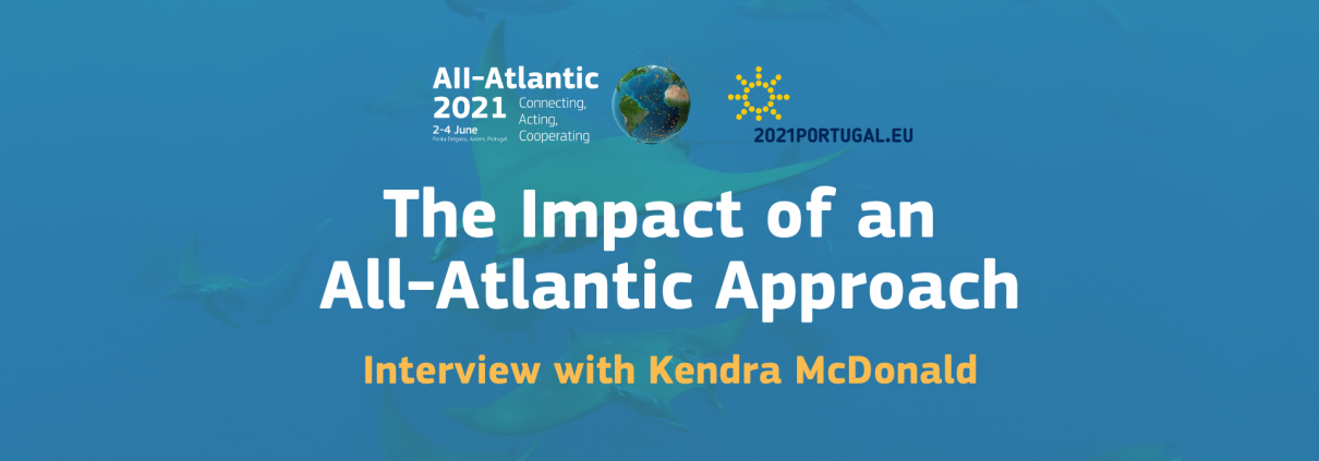 Interview with Kendra McDonald